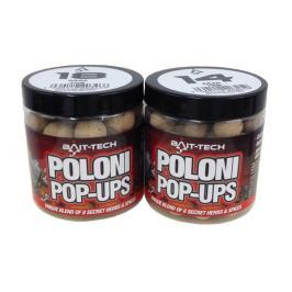 Bait-Tech Boilies Poloni Pop-Ups 70g 14 mm
