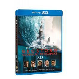 Geostorm - Globální nebezpečí 3D+2D (2BD) - Blu-ray