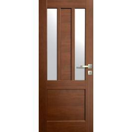 VASCO DOORS Interiérové dveře LISBONA kombinované, model 4, Dub skandinávský, C