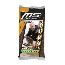 Saenger MS Range krmítková směs  Roach Black 1kg