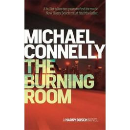 Connelly Michael: The Burning Room