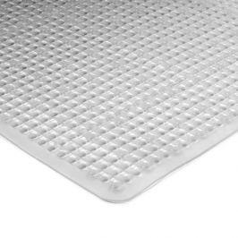Perleťová koupelnová protiskluzová sprchová rohož - 55 x 55 cm
