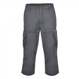Bushman Kalhoty BARROW II, tmavě šedá, 46