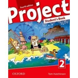 Hutchinson Tom: Project Fourth Edition 2 Student´s Book (International English Version)