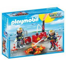Playmobil 5397 Zásah hasičů s vodní pumpou