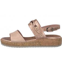 Tamaris dámské sandály Siri 36 růžová