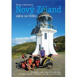 Vackovi Monika a Jirka: Nový Zéland sakra na těžko
