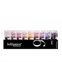 Bellapierre Sada multifunkčních kosmetických prášků (Stack Shimmer Powders) (Odstín Pandera)