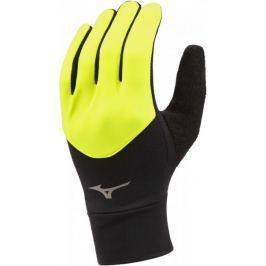Mizuno Warmalite Glove Safety Yellow/Black M
