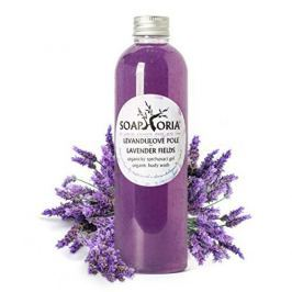 Soaphoria Organický sprchový gel Levandulové pole (Organic Body Wash Lavender Fields) 250 ml