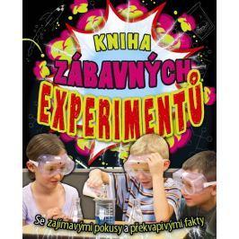 Kniha zábavných experimentů - Se zajímavými pokusy a překvapivými fakty