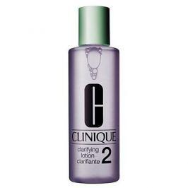 Clinique Čisticí tonikum pro suchou až smíšenou pleť (Clarifying Lotion 2) (Objem 400 ml)