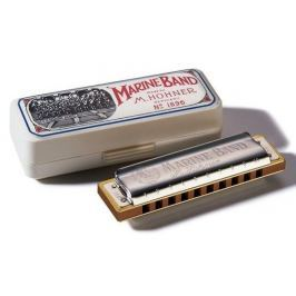 Hohner Marine Band 1896 A-natural minor Foukací harmonika