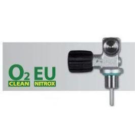 SCUBATECH Ventil mono nerozšiřitelný EU NITROX M26/2 232 Bar