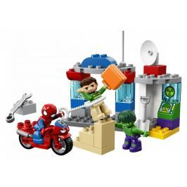 LEGO DUPLO® 10876 Dobrodružství Spider-Mana a Hulka