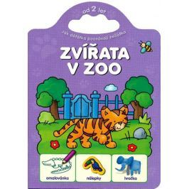 Bator Agnieszka: Jak děťátka poznávají zvířátka  - Zvířata v zoo