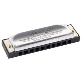 Hohner Special 20 Country Tuning F#-major Foukací harmonika