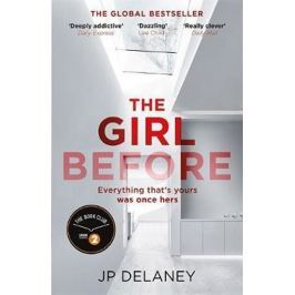 Delaney J. P.: The Girl Before