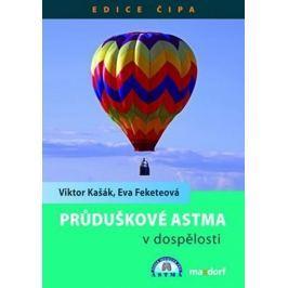 Kašák Viktor, Feketeová Eva,: Průduškové astma v dospělosti