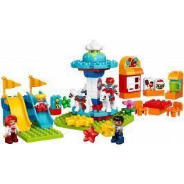 LEGO DUPLO® Town 10841 Zábavná rodinná pouť