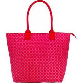 REAbags Dámská taška JAZZI 3155, tmavě růžová
