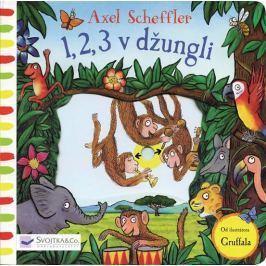 Scheffler Axel: 1,2,3 v džungli