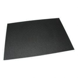 Černá gumová čistící venkovní vstupní rohož Octomat Mini - 150 x 100 x 1,4 cm