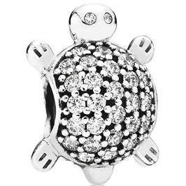 Pandora Luxusní korálek Mořská želva 791538CZ stříbro 925/1000