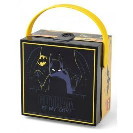 LEGO Batman box s rukojetí - černá