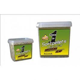 Anaconda natural softpellets 600 g kukuřice/konopí