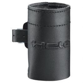 Held kožený držák na nápoje , černá