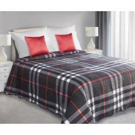 My Best Home Přehoz na postel Artur černá, 220x240 cm