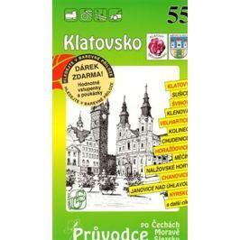 Klatovsko 55. - Průvodce po Č,M,S + volné vstupenky a poukázky