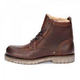 Marc O´Polo pánská kotníčková obuv 44 hnědá