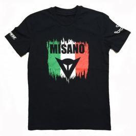 Dainese pánské triko MISANO D1 vel.XXL černá