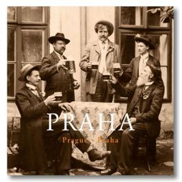 Jestřáb Otakar: Praha historická (ČA, AJ)