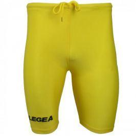 LEGEA trenky Corsa žluté velikost M