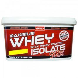 XXlabs Maximum Whey Protein Isolate 92, 1000 g Vanilka