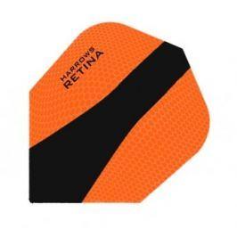 Harrows Letky Retina - Orange F2086