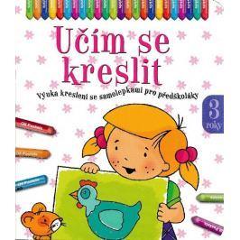 Bator Agnieszka: Učím se kreslit 3 roky