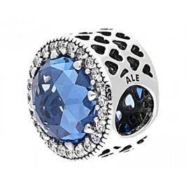 Pandora Luxusní modrý přívěsek 791725NBS stříbro 925/1000