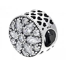 Pandora Luxusní třpytivý korálek 791762CZ stříbro 925/1000