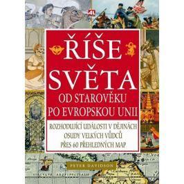Davidson Peter: Říše světa od starověku po Evropskou unii