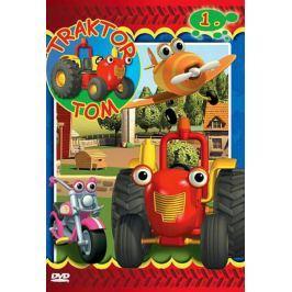 Traktor Tom 1.   - DVD