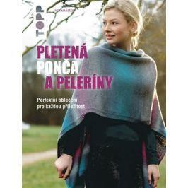 Maassen Rita: TOPP Pletená ponča a peleríny