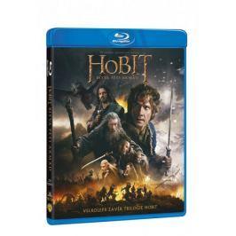 Hobit: Bitva pěti armád (2BD)   - Blu-ray
