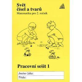 Hošpesová A., Divíšek J., Kuřina F.: Svět čísel a tvarů Matematika pro 2.roč. ZŠ PS 1