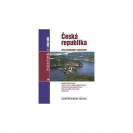 Česká republika - Atlas turistických zajímavostí/1:200 tis.