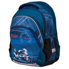 Stil Školní batoh Junior NEW Speed Racing