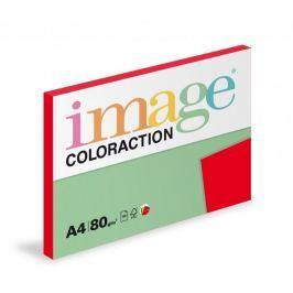 Papír kopírovací Coloraction A4 80 g červená jahodová 100 listů